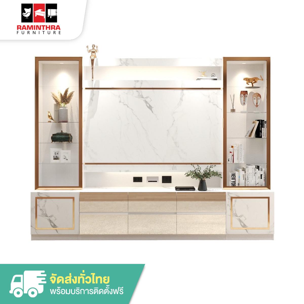 ตู้เสื้อผ้า รุ่น LOFT 2 บาน 80 cm. ขนาด 80x56x192 cm. ราคา 3990 บาท